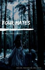 Four Mates [COMPLETE] by bellebellerose