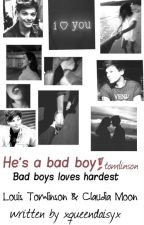 He's a bad boy! / tomlinson by xqueendaisyx