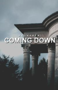 Coming Down ➢ Steve Rogers cover