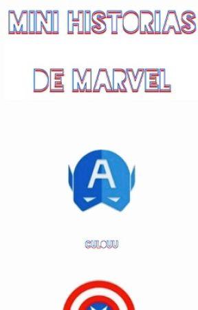 Mini Historias de Marvel #MEAs2016 #MEAs2k16 by culouu