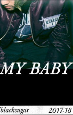 MY BABY    Z.M   Mature by ibwinning26969