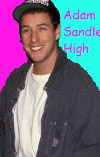 Adam Sandler High cover