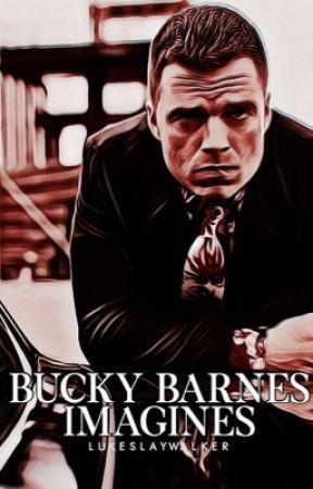 BUCKY BARNES IMAGINES by lukeslaywalker