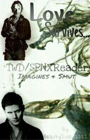 Love Survives (Supernatural X Reader) (Walking DeadxReader) Imagines+Smuts by beautyqueen2222