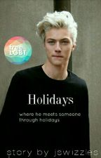 Holidays [✔] by jswizzles