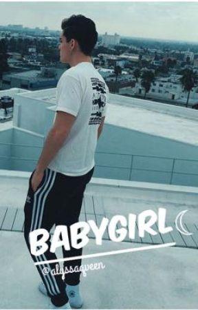 •Babygirl• by alyssaqveen