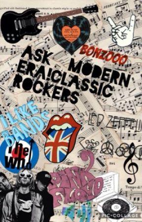 Ask Modern Era!Classic Rockers by quadrcphenia