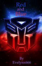 Optimus prime x reader by Ari_Whittlock