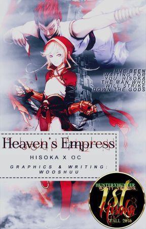 Heaven's Empress ||COMPLETE|| by wooshuu