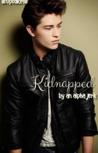 Kidnapped By An Alpha Jerk cover