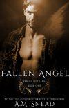 Fallen Angel (Wander Lust - Pt 1) cover