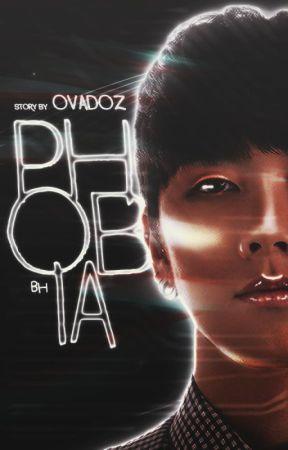 agoraphobia. + NCT. Ten by ovadoz