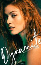 Dynamite ⚜ Brett Talbot by mxrningstars