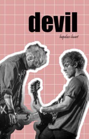 devil ✟ muke by hopeless-heart