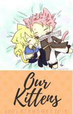 Our Kittens by luckykuroneko