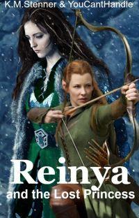 Reinya- a Legolas Love Story cover