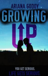 Growing up (MWL's sequel)✔️ cover