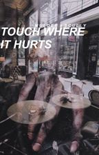 TØUCH, WHERE IT HURTS | mulder + scully by bfIowers