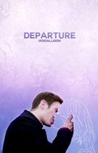 Departure ↠ Argent [3] cover