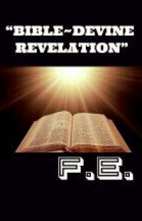 BIBLE~ DEVINE REVELATION cover