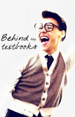 Behind the Textbooks (A Marcel/Harry Styles Short Story) by stahpstylez