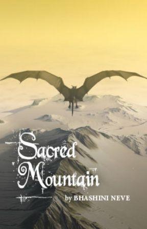 Sacred Mountain by Bhashini