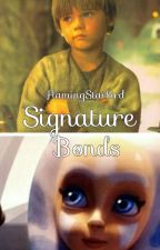 Signature Bonds - Star Wars TCW by FlamingStarbird