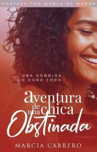 Aventura De Una Chica Obstinada #1 cover