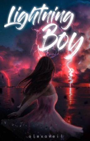 Lightning Boy  ϟ  Billy Batson by alexaveil