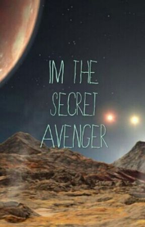 I'm the  secret Avenger by Tristan24Magcon
