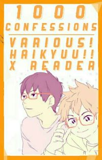 1,000 Confessions | Haikyuu!! | DISCONTINUED cover