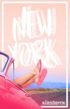 New York   ✓ by xlesterrx