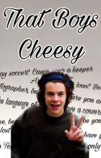 That Boy's Cheesy L.S by clarivellreyes