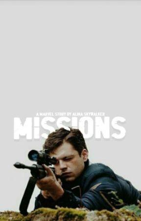 MISSIONS ✪ Bucky Barnes - A Marvel Story by alinaskywalker