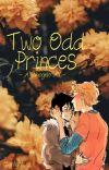 Two Odd Princes ~ A Solangelo AU ~ cover