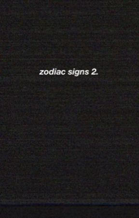 zodiac signs 2  by EyesCIosed