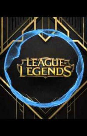 League Of Legends X Reader One Shots by OddlyTransparent