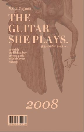 THE GUITAR SHE PLAYS by -chimeraki