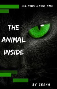 The Animal Inside cover