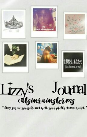 Lizzy's Journal by CatsInRainstorms