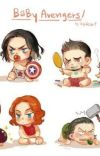 The Baby Avengers cover