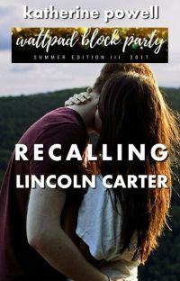 Recalling Lincoln Carter cover