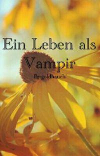 Ein Leben als Vampir cover