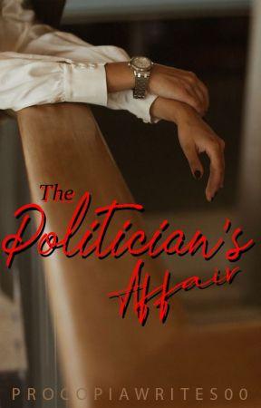 The Politician's Affair (gxg) by procopiawrites00