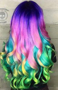 Rainbow Swirls {Phoenix Drop High x Reader} cover