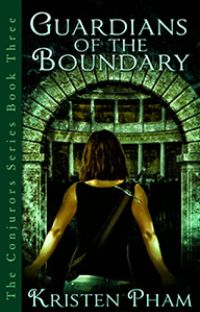 Guardians of the Boundary (Book 3 of The Conjurors Series) cover