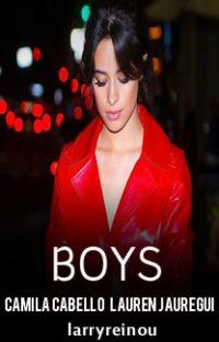 Boys ➸ Camren cover