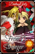 Texts From A Stranger (Yu-Gi-Oh! Fanfic) by MoxiePoxy