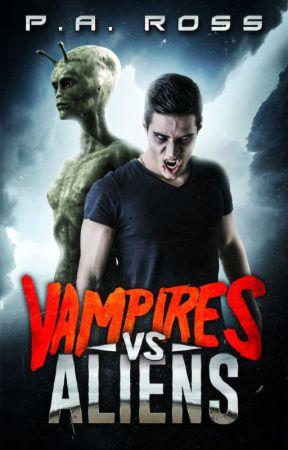 Vampires Vs Aliens by smiler_rossy