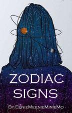 Zodiac Signs by eieicee